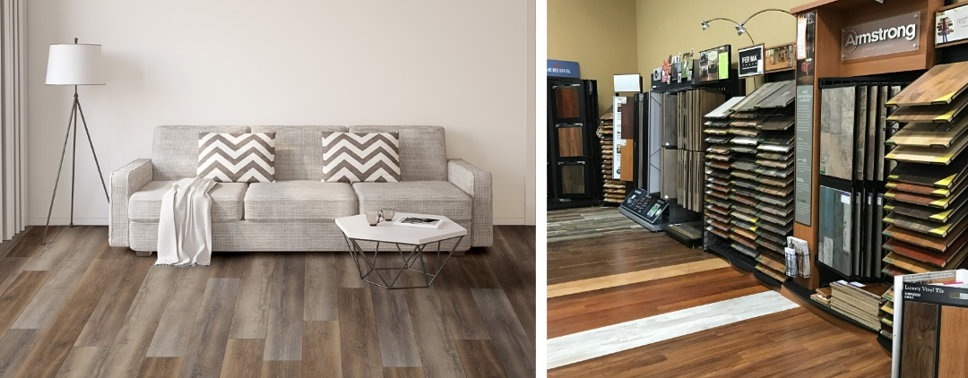 Take a look at our huge selection of hardwood flooring.